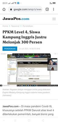 Press Release Jawa Pos
