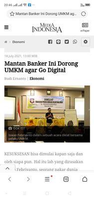 Press Release Media Indonesia