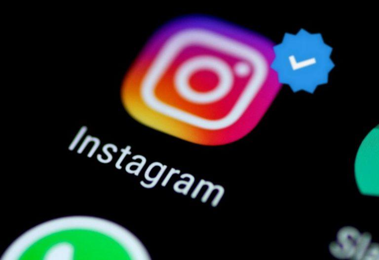 setting minta centang biru verified instagram