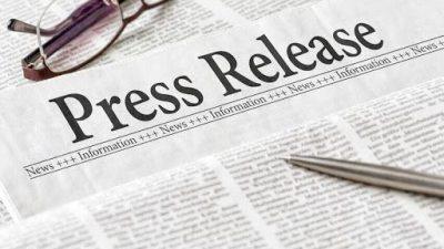 Press release adalah