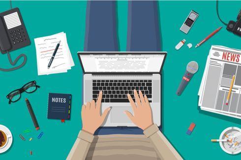 pengertian media online